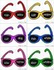 Sunglasses and Similarities