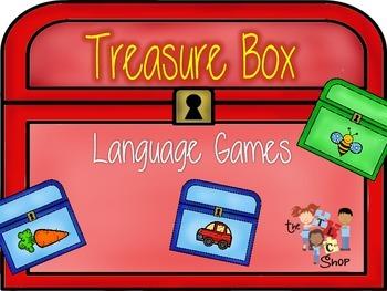 Treasure Box Language Games