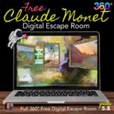 FREE Monet's Inheritance 360° Digital Escape for Visual Art