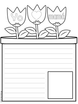 free mother 39 s day writing prompt by lita lita teachers pay teachers. Black Bedroom Furniture Sets. Home Design Ideas