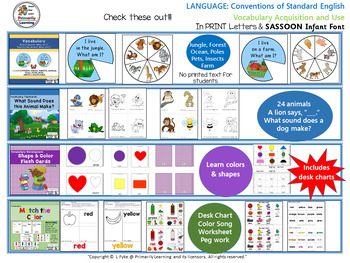 FREE online e-catalog! Literacy resources for Preschool - Grade 2  (SASSOON)