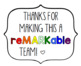 FREE reMARKable Team Gift Tag