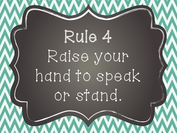 FREE set of class rules!! *NEW*