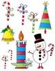 Christmas Clip Art ~ Commercial Use OK ~ Winter