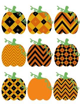 Pumpkin Pizazz Clipart