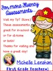 NWF - Nonsense Word Fluency Fire Safety Pack from Ms. Lendahand