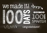 FREEBIE - 100 Days of School Photo Sign