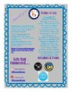 FREEBIE 100th Days of School Foldable Booklet