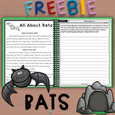 FREEBIE Close Reading Passages and Questions
