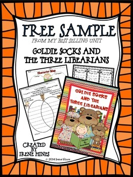 A Free Sample From Goldie Socks And The Three Libearians