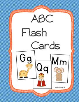 ABC Flash Cards