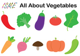 FREEBIE: All About Vegetables