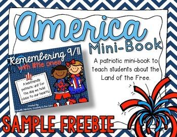 9/11 FREEBIE America Mini-Book
