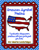 American Symbol Classroom Posters
