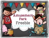 FREEBIE! Amusement Park