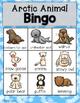 Arctic Animal Bingo Game for Your K-2 Class