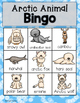 Arctic Animal Bingo Game for Your K-2 Class