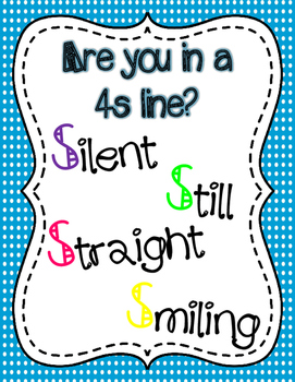 4s Line | Freebie