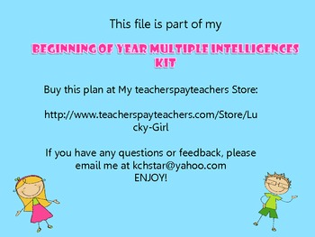 """FREEBIE!! Back to School """"Find Someone Who...""""  Activity"""
