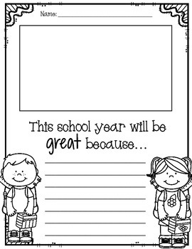 FREEBIE: Back to School Printables
