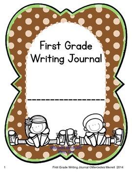 FREEBIE! Back to School Writing Journal