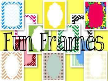 **FREEBIE** Backgrounds and Frames - Commerical or Personal Use
