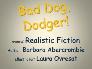 FREEBIE Bad Dog, Dodger