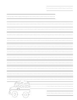 FREEBIE!! Basic Letter Writing Page