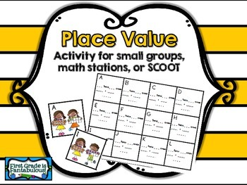 {FREEBIE} Beginning Place Value Practice
