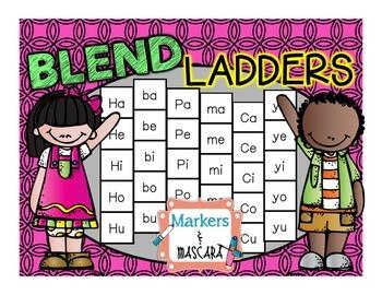 FREEBIE - Blend Ladders