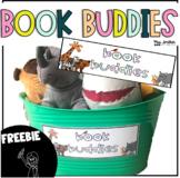 FREEBIE Book Buddies Label