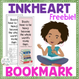 FREEBIE! Book Quote Bookmark -Inkheart by Cornelia Funke-Color and Black & White