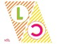 FREE-Bright Aloha Hawaiian Luau-Welcome Banner-Back to School-Colorful Stripes