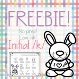 FREEBIE! Bunny Articulation