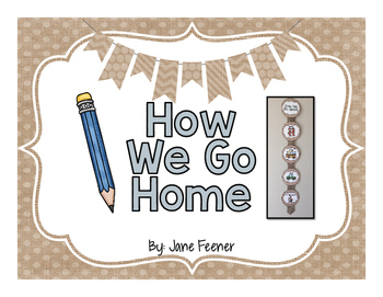 FREEBIE Burlap How We Get Home Chart