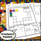 CVC Word Work ~ Beginning, Middle, and Ending Sounds Practice ~ Color Worksheets