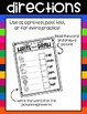 CVC Word Write and Draw by Education and Inspiration