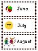 FREEBIE - Calendar Word Wall (Days of the Week/Months of t