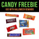 FREEBIE! Candy for Feed Pumpkin and Trick-or-Treat Rewards