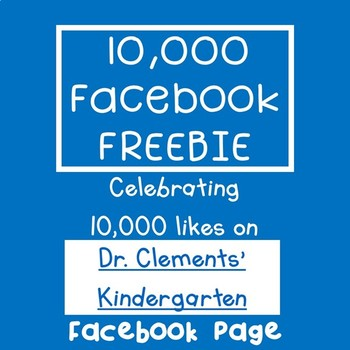 FREE DOWNLOAD : Celebrating 10,000 Likes!