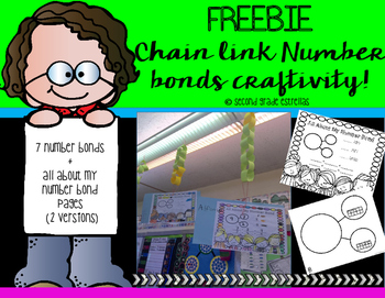 FREEBIE: Chain Link Number Bonds