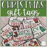 FREEBIE Christmas Gift Tags