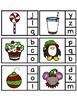 FREEBIE Christmas Peg Game - Beginning Sounds