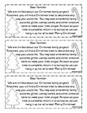 **FREEBIE** Christmas Tree Family Project