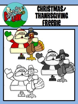 FREEBIE / Christmas / Winter Holiday Clipart - Graphics
