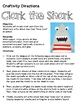 FREEBIE Clark the Shark Craftivity & Writing