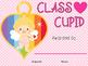FREEBIE : Class Cupid Awards - Valentine's Day