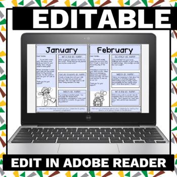 Classroom Newsletters for Grades 1-2!  Parent Communication, Editable