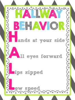 {FREEBIE} Classroom Posters!