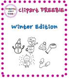 FREEBIE Clipart - Winter Edition
